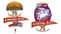 Veteranen Market Garden gesteund door Airborne Beer